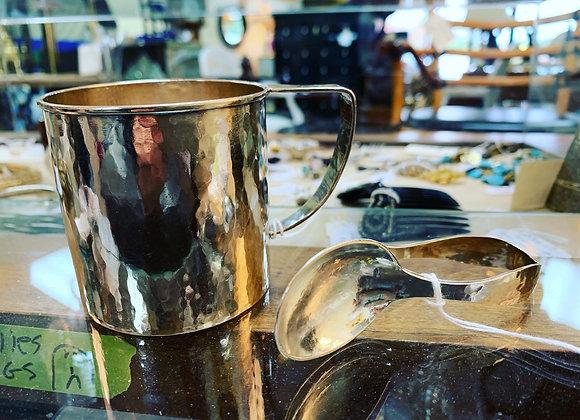 Lebolt handmade Spoon & Cup