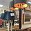Thumbnail: Brass desk lamp