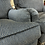 Thumbnail: Edward Ferrell Navy & cream chairs