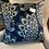 Thumbnail: Velvet Peacock pillow