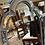 Thumbnail: Pair of vintage mirrors