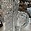 Thumbnail: Cut glass pitcher