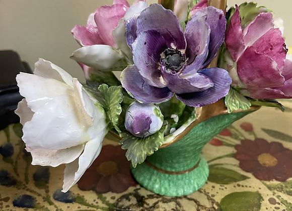 Staffordshire bouquet