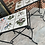Thumbnail: Pair of vintage tile top end tables