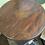 Thumbnail: Petite antique mahogany table