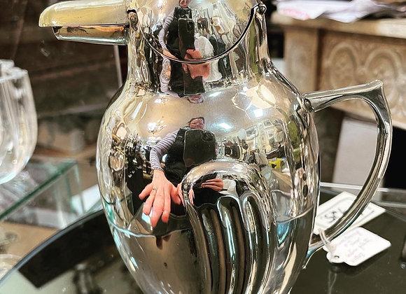 Art deco penguin pitcher