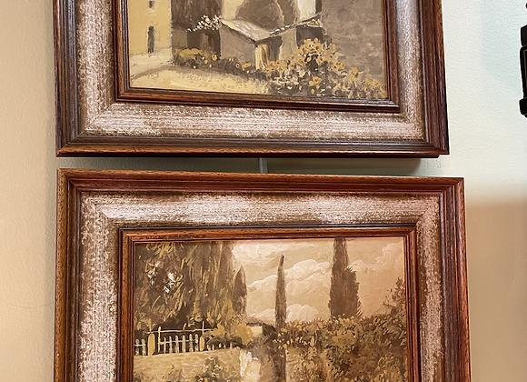 Pair of art, French