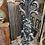 Thumbnail: 6' Antique Hall Tree / umbrella stand