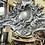 Thumbnail: Pair ,5' hi antique mirrors