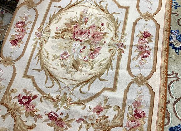 Handmade Aubusson Rug