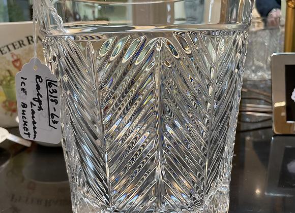 Ralph Lauren ice bucket