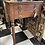 Thumbnail: Antique Mahogany End Table
