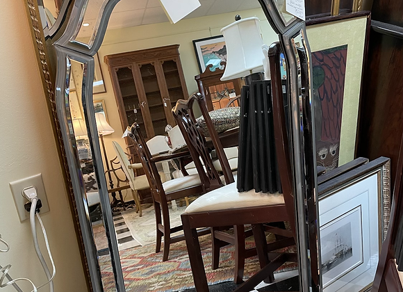 Pair of vintage mirrors