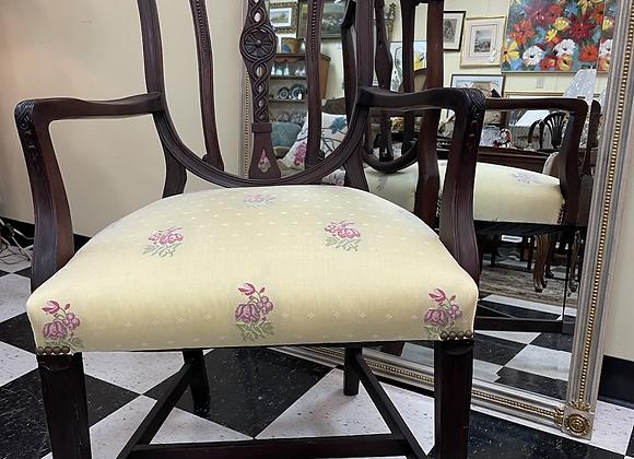 One mahogany Antique armchair