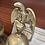 Thumbnail: Brass andirons