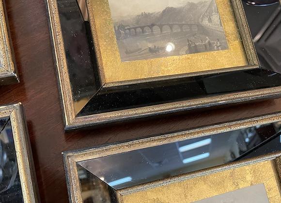 Set of 4 antique images
