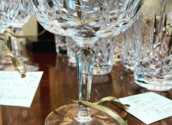 Waterford champagne glasses (11)