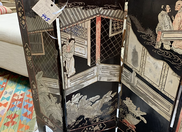 Asian screen - antique