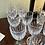 Thumbnail: Waterford white wine glasses (9)