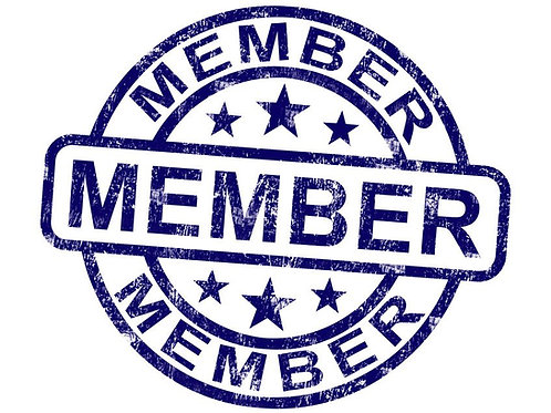 Half-Year Membership Fee: 12/1/2020 - 5/31/2021