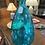 Thumbnail: Large blue glass jar