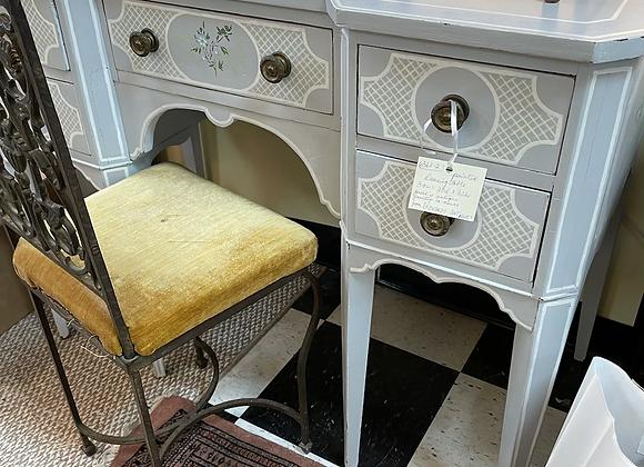 Antique dressing table / desk