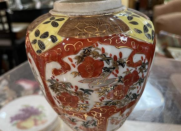 Antique ginger jar