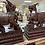 Thumbnail: Large pair foo dogs