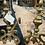Thumbnail: Vintage andirons brass