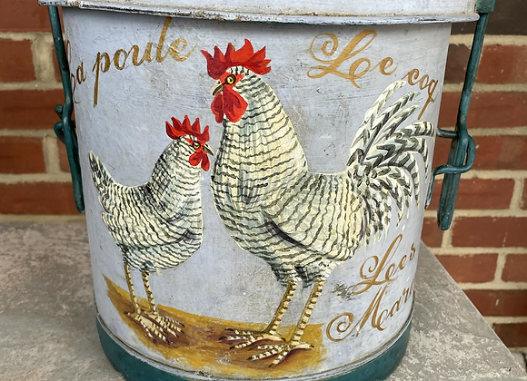 Chicken Tin Can