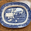 Thumbnail: Blue Willow Platter