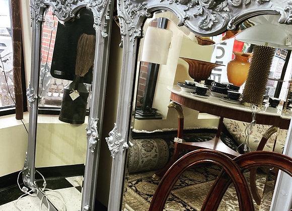 Pair ,5' hi antique mirrors