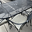 Thumbnail: Outdoor table with four chairs