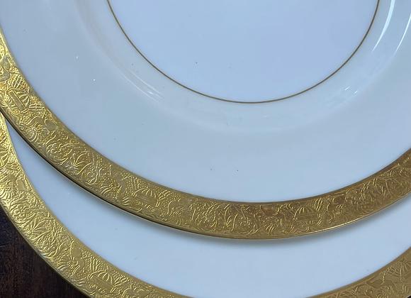 Tiffany Plates - 12