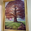 Thumbnail: Original oil painting. Large. Tree by LAVÉE