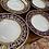 Thumbnail: Soup bowls - lapis lazuli (6]
