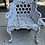 Thumbnail: Pair of outdoor chairs, antique