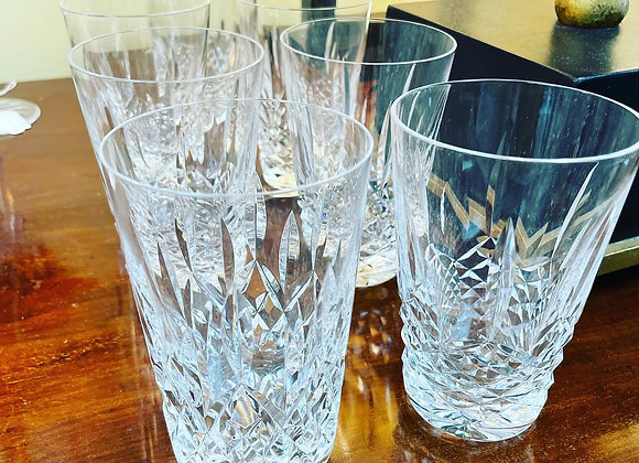 Waterford glasses  (7)