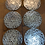 Thumbnail: Sterling silver coasters