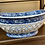 Thumbnail: Blue and white porcelain basket Antique
