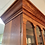 Thumbnail: Tall cherry cabinet
