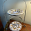 Thumbnail: Chrome Stand for cookies, petit-fours or candy.