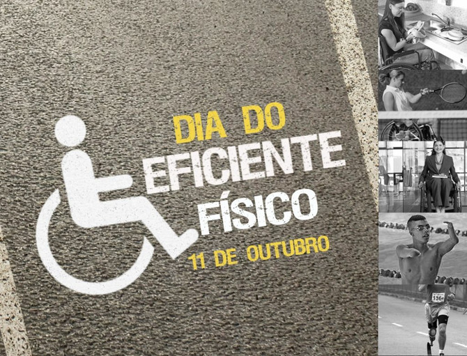 11 de Outubro - Dia do Eficiente Físico