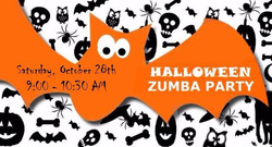 Halloween Zumba Dance Party