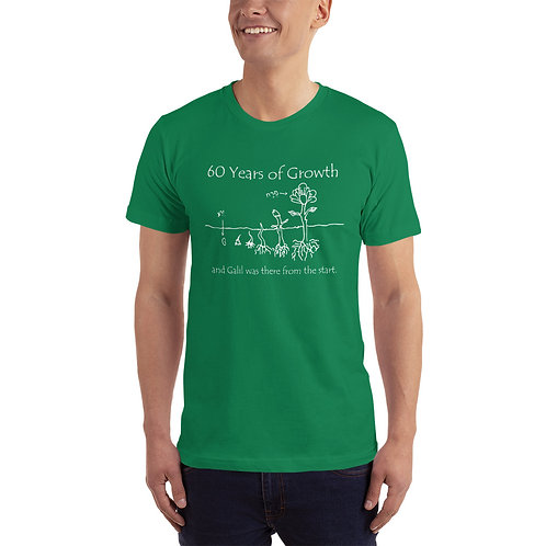 """2006 GALIL """"60 YEARS OF GROWTH"""" T-SHIRT"""
