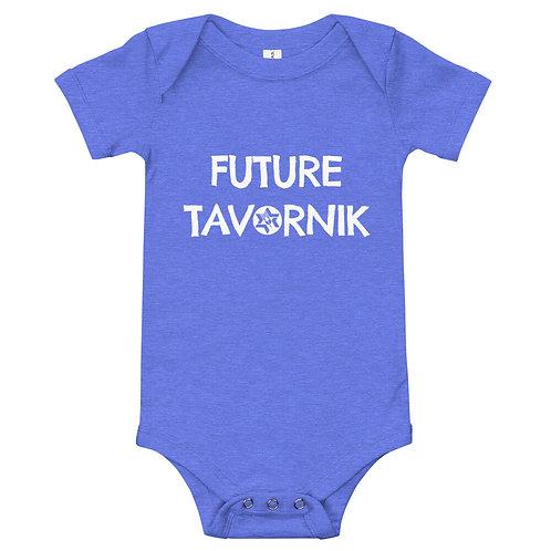 FUTURE TAVORNIK BABY ONESIE