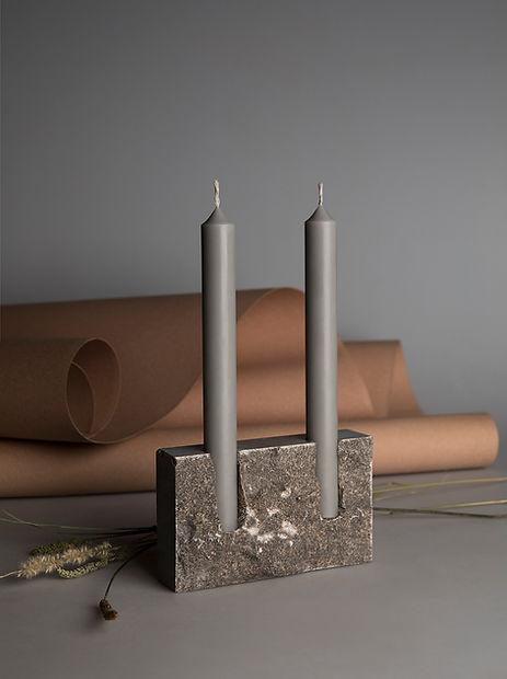 snug candle holder design sanna völker