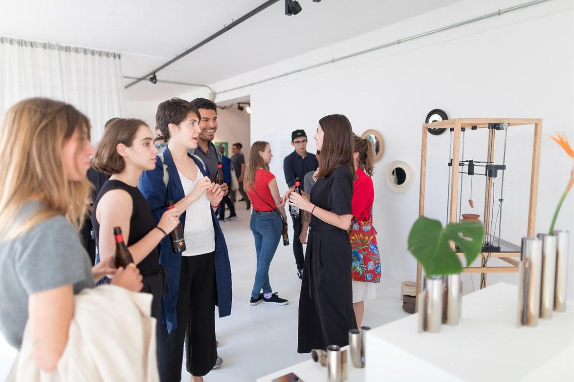Perception exhibition Barcelona