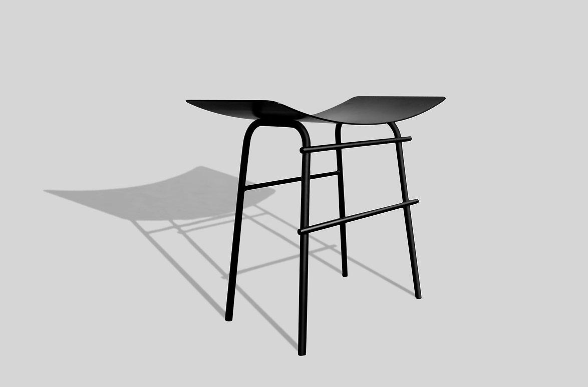 sanna Völker stool japanese scandinavian concept design