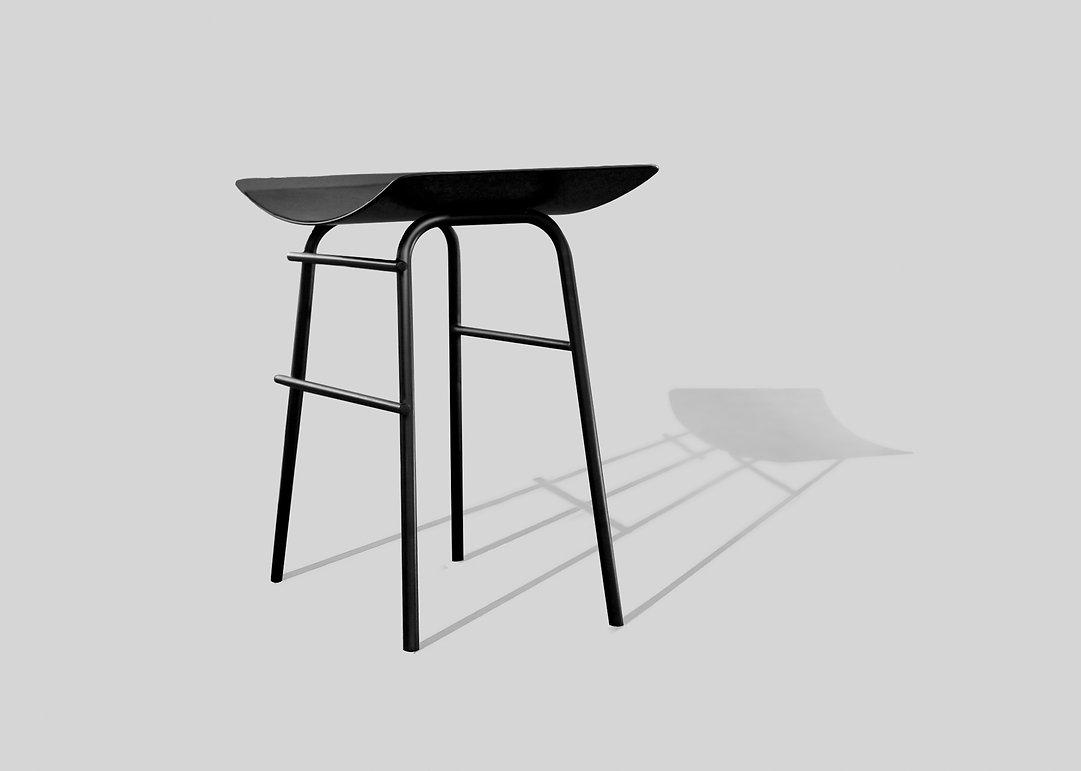 sambo shoe stool minimal